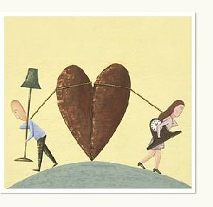 60 درصد طلاق ها فقط به دلیل مشکلات جنسی