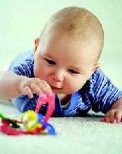19 بازی مناسب برای بچههای 1 تا 4 ماهه