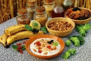 افزایش طول عمر با مصرف خوراکی های فیبر دار
