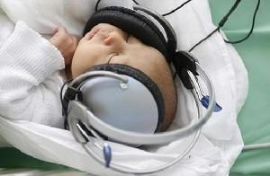 روشی برای آرامش دادن به نوزادان تازه متولد شده