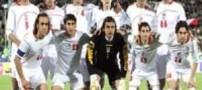 لیست جدید بازیکنان تیم ملی فوتبال ایران