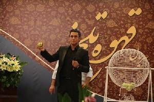 شوخی بسیار جالب مهران مدیری با محمدرضا گلزار