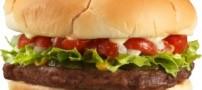 برگزاری مسابقه همبرگر خوری در تهران + ثبت نام