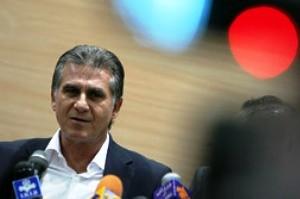 احتمال رفتن زودهنگام کیروش از فوتبال ملی ایران