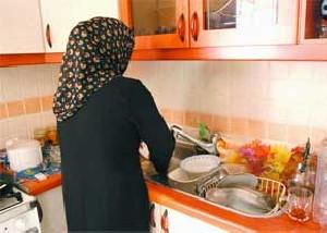 افزایش افسردگی در میان زنان خانه دار