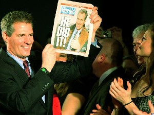 پیروزی ستاره مجلات مستهجن آمریکا در انتخابات سنا