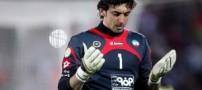 سیدمهدی رحمتی دروازهبان تیم استقلال در فصل آینده
