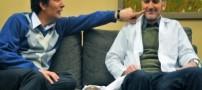 بساط خنده و سرگرمی در سریال ساختمان پزشکان