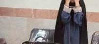 دانشجوی دختری که دزدی برایش عادت شده