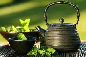 کاهش کلسترول خون با مصرف چای سبز