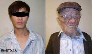 تغییر چهره باورنکردنی برای اخذ پناهندگی +عکس