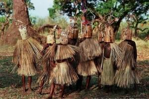 پنج سنت بسیار خنده دار ، عجیب و غریب آفریقایی !!