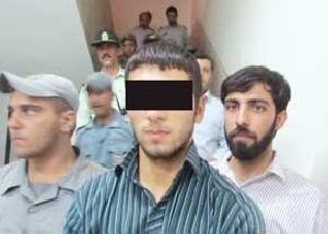 قاتل روح االه داداشی در دادگاه + حاشیه و عکس