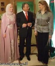 دختر صدام آخرین بار کی و کجا دیده شده + عکس
