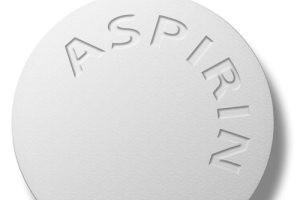 هشدار جدی برای مصرف اسپرین