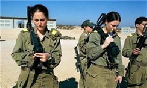 اتمام سربازی دختران بشرط تجاوز فرمانده !!!+ عکس