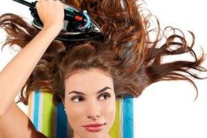 از اتو موی خود فقط برای صاف کردن استفاده نکنید