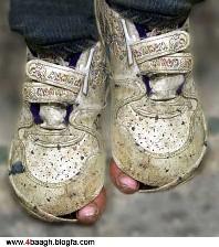 چه کفشی  مناسب پای کودکمان است؟