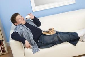 دلیل چاق شدن فرزندانمان چیست؟