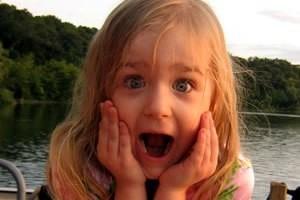 قدرت عجیب و غریب دختر 8 ساله ی مازندرانی!