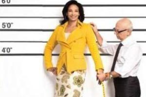 برای خانم های قد بلند چه لباسهایی مناسب تر است