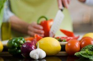 هفت غذای سالم برای خانم ها