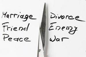 قبل از جدایی از همسرتان این مطالب را بخوانید