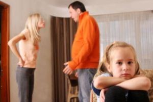 صحبت کردن با کودکان در مورد طلاق