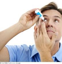 طریق درست مصرف کردن دارو های چشمی