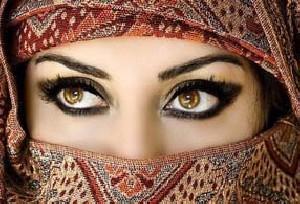 تدبیر عجیب عربستان برای خانم هایی با چشمان زیبا!