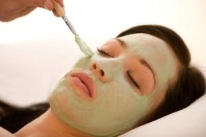 ماسکی مخصوص  پوستهای چرب و جوشدار