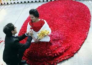 عکس های رمانتیک و عاشقانه ترین لباس عروس دنیا!