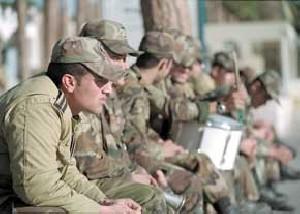 مجازات سنگین در انتظار سربازان فراری از خدمت