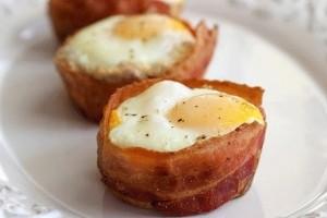 طرز تهیه ژامبون و تخم مرغ فنجانی(صبحانه ای متفاوت)
