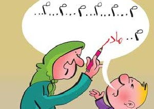 نکاتی در مورد لکنت زبان در کودکان