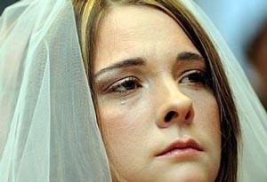 ازدواج وفادارترین دختر جهان با نامزد مرده اش +تصاویر
