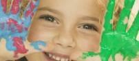 نقاشی کودکتان را جدی بگیرید