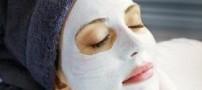 ماسکی مناسب پوست (ماسک شیر)
