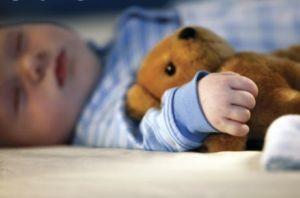 آیا کودکتان بد خواب است؟