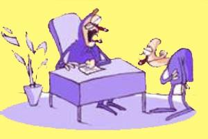 اگر زن شما رئیس تان شود، چه بلایی سرتان … (طنز)