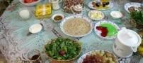 غذاهای پر انرژی برای روزهداران