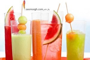 نوشیدنی هایی که شما را سرحال می کند