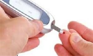 افزایش خطر دیابت در بزرگسالان با چاقی شکمی