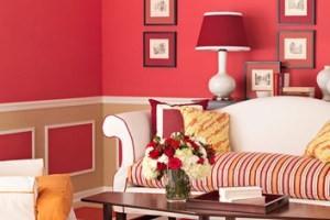 کاهش استرس با چیدمان های رنگی منزل