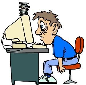 روش جلوگیری از خستگی در برابر کامپیوتر