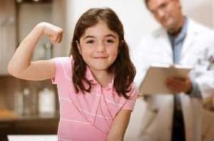 یک فرمول ساده برای پیش بینی قد کودکان