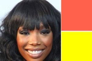رنگ های مناسب برای افرادی که پوست تیره ای دارند