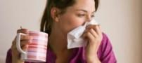 با رعایت این چهار روش زیر هرگز سرما نخواهید خورد