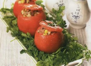 روش تهیه دلمه گوجه فرنگی