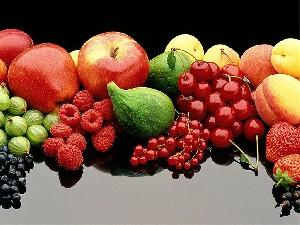 فواید میوه ها و سبزی های قرمز رنگ برای سلامتی
